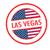 Las · Vegas · imzalamak · yalıtılmış · beyaz · şehir · Metal - stok fotoğraf © chrisdorney