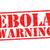 ebola warning stock photo © chrisdorney