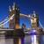 görmek · Tower · Bridge · Londra · güzel · nehir · thames - stok fotoğraf © chrisdorney