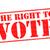 szavazás · választások · ujj · toló · gomb · promótál - stock fotó © chrisdorney
