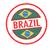 Гранж · Рио-де-Жанейро · флаг · иллюстрация · Бразилия · Южной · Америке - Сток-фото © chrisdorney
