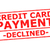 credit card payment declined stock photo © chrisdorney