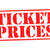 ticket prices stock photo © chrisdorney