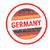 germany rubber stamp stock photo © chrisdorney