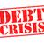 adósság · figyelmeztetés · illusztrált · piros · veszély · figyelmeztető · jel - stock fotó © chrisdorney