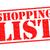 zakupy · listy · młoda · kobieta · supermarket - zdjęcia stock © chrisdorney