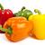 campana · peperoni · bianco · quattro · alimentare · arancione - foto d'archivio © chrisdorney