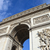 Arc · de · Triomphe · cielo · blu · Parigi · Francia · cielo · costruzione - foto d'archivio © chrisdorney