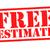 szabad · becslés · szolgáltatás · szerződés · vásárló · könyvelés - stock fotó © chrisdorney