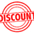 discount rubber stamp stock photo © chrisdorney