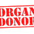órgão · doador · palavras · vintage · tipo - foto stock © chrisdorney