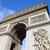 Arco · del · Triunfo · París · impresionante · Francia · viaje · cielo · azul - foto stock © chrisdorney