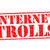 internet · piros · pecsét · fehér · számítógép · technológia - stock fotó © chrisdorney