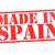 made in spain rubber stamp stock photo © chrisdorney