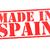 Испания · белый · красный · построить · резиновые - Сток-фото © chrisdorney
