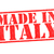MADE IN ITALY Rubber Stamp stock photo © chrisdorney