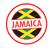 sticker · vlag · Jamaica · geïsoleerd · witte · reizen - stockfoto © chrisdorney