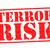 terror · vermelho · branco · medo · etiqueta - foto stock © chrisdorney