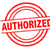 authorized rubber stamp stock photo © chrisdorney
