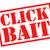 clique · isca · vermelho · branco · internet - foto stock © chrisdorney