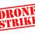 drone strike rubber stamp stock photo © chrisdorney