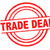 trade deal rubber stamp stock photo © chrisdorney