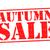 autumn sale stock photo © chrisdorney