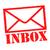 caixa · de · entrada · imagem · negócio · computador · monitor · e-mail - foto stock © chrisdorney