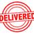 delivered rubber stamp stock photo © chrisdorney