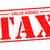 belasting · terugkeren · Rood · grunge · stempel - stockfoto © chrisdorney