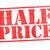 metà · prezzo · bianco · business · estate - foto d'archivio © chrisdorney