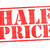 half · prijs · witte · business · zomer - stockfoto © chrisdorney