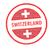 Suíça · vermelho · isolado · branco - foto stock © chrisdorney