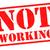 não · trabalhando · jovem · mouse · de · computador · mouse - foto stock © chrisdorney