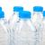 plastic · water · verschillend · Blauw · fles · schaal - stockfoto © chrisdorney