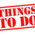 things to do stock photo © chrisdorney