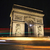 Триумфальная · арка · Париж · Франция · черный · здании · искусства - Сток-фото © chrisdorney