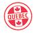 Quebec · bayrak · sonbahar · bulutlu · gün · gökyüzü - stok fotoğraf © chrisdorney