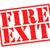 fire exit stock photo © chrisdorney