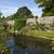 kasteel · muur · Osaka · stad · Japan · water - stockfoto © chrisdorney
