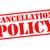 cancellation policy stock photo © chrisdorney