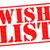 wish list stock photo © chrisdorney