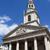Londen · vierkante · kerk · Engeland · hemel · straat - stockfoto © chrisdorney