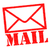 mail rubber stamp stock photo © chrisdorney