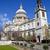 católico · igreja · agora · ortodoxo · edifício · pôr · do · sol - foto stock © chrisdorney
