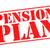 mappen · label · pensioen · plan · pensioen · geld - stockfoto © chrisdorney