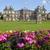 palácio · Luxemburgo · Paris · França · agosto · 2014 - foto stock © chrisdorney