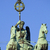 ブランデンブルグ門 · 彫刻 · ベルリン · ドイツ · 市 · 建設 - ストックフォト © chrisdorney