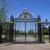 jubilee gates at regents park in london stock photo © chrisdorney