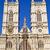Westminster · Abtei · Vorderseite · Fassade · Straße - stock foto © chrisdorney